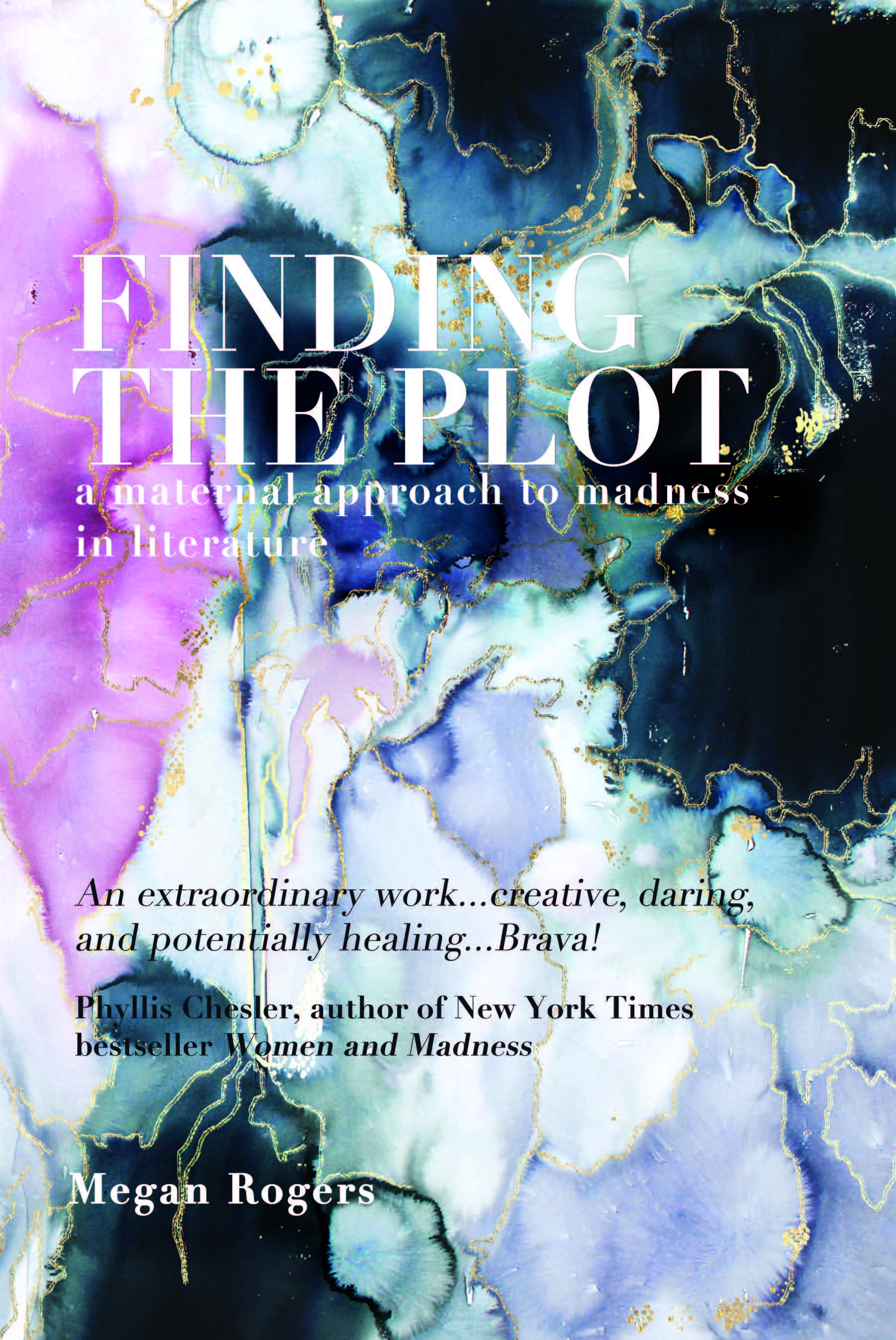 FINDING THE PLOT - Cover